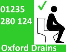 Blocked Toilet Oxford