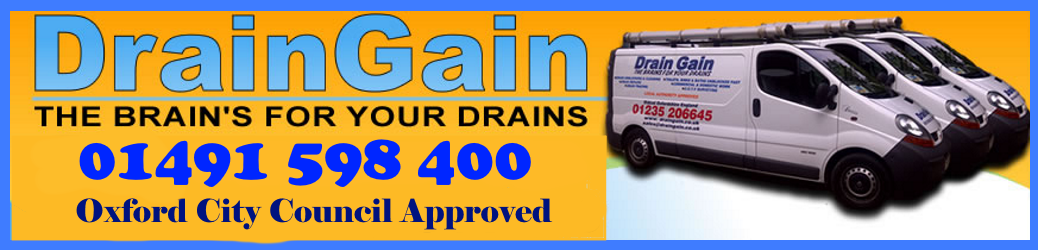 Oxford Drains 01235 280124
