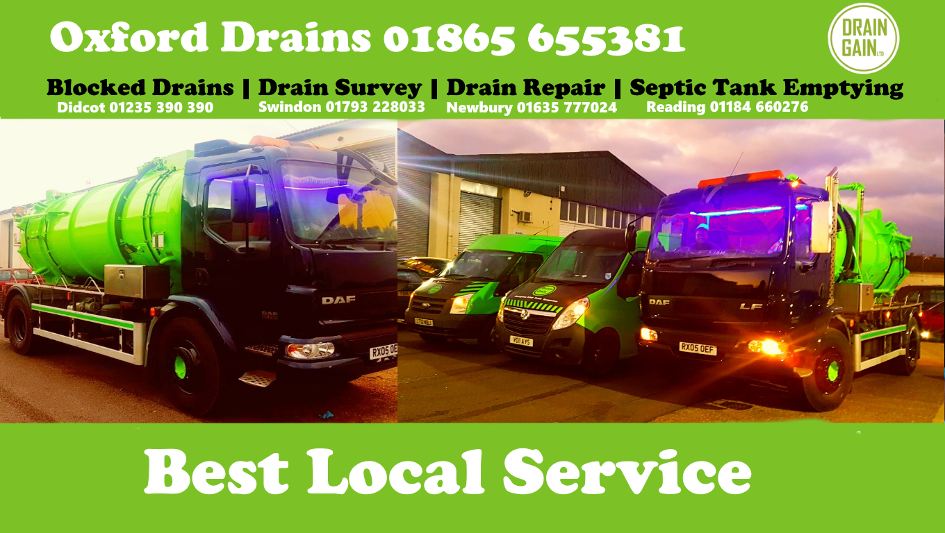Oxford OX1 Blocked Drains Clearance cleaning drain repairs? We unblock Oxford Drains Fast